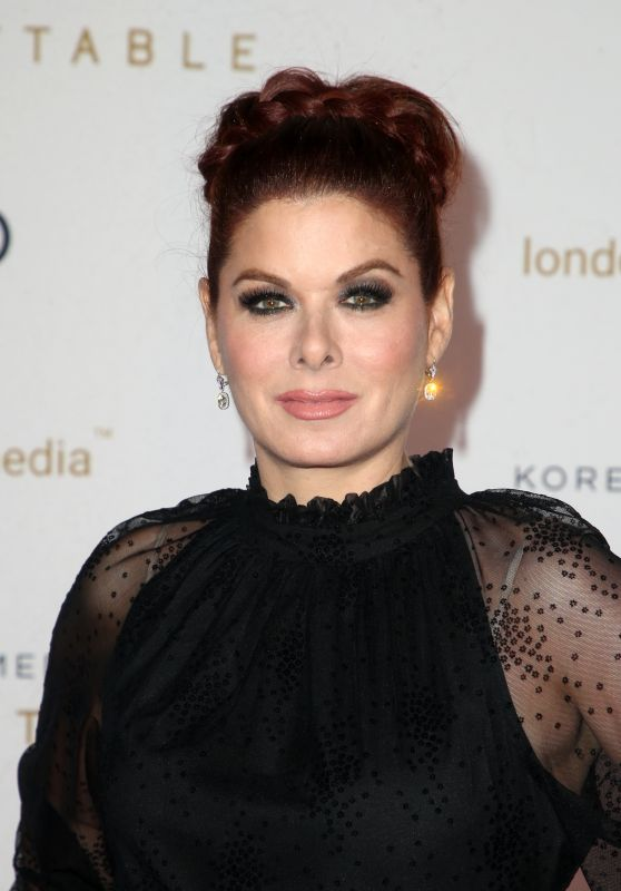 Debra Messing – Unforgettable Gala 2018 in Beverly Hills