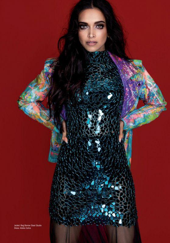 Deepika Padukone - Filmfare January 2019