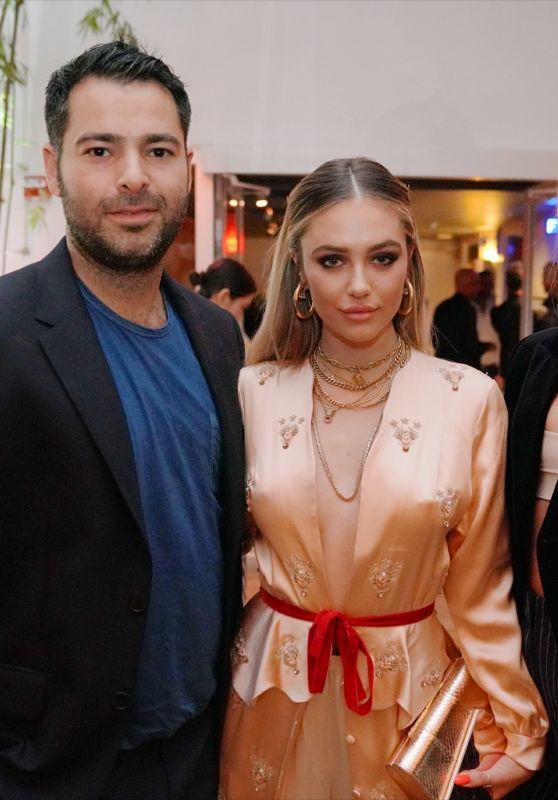 Delilah Belle Hamlin – Jonathan Simkhai and Elyse Walker Capsule Launch in Miami