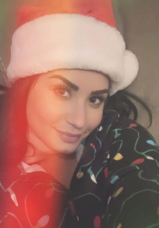 Demi Lovato - Personal Pics 12/26/2018