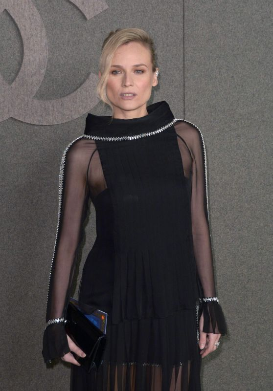 Diane Kruger – CHANEL Metiers d'Art Show in New York 12/04/2018