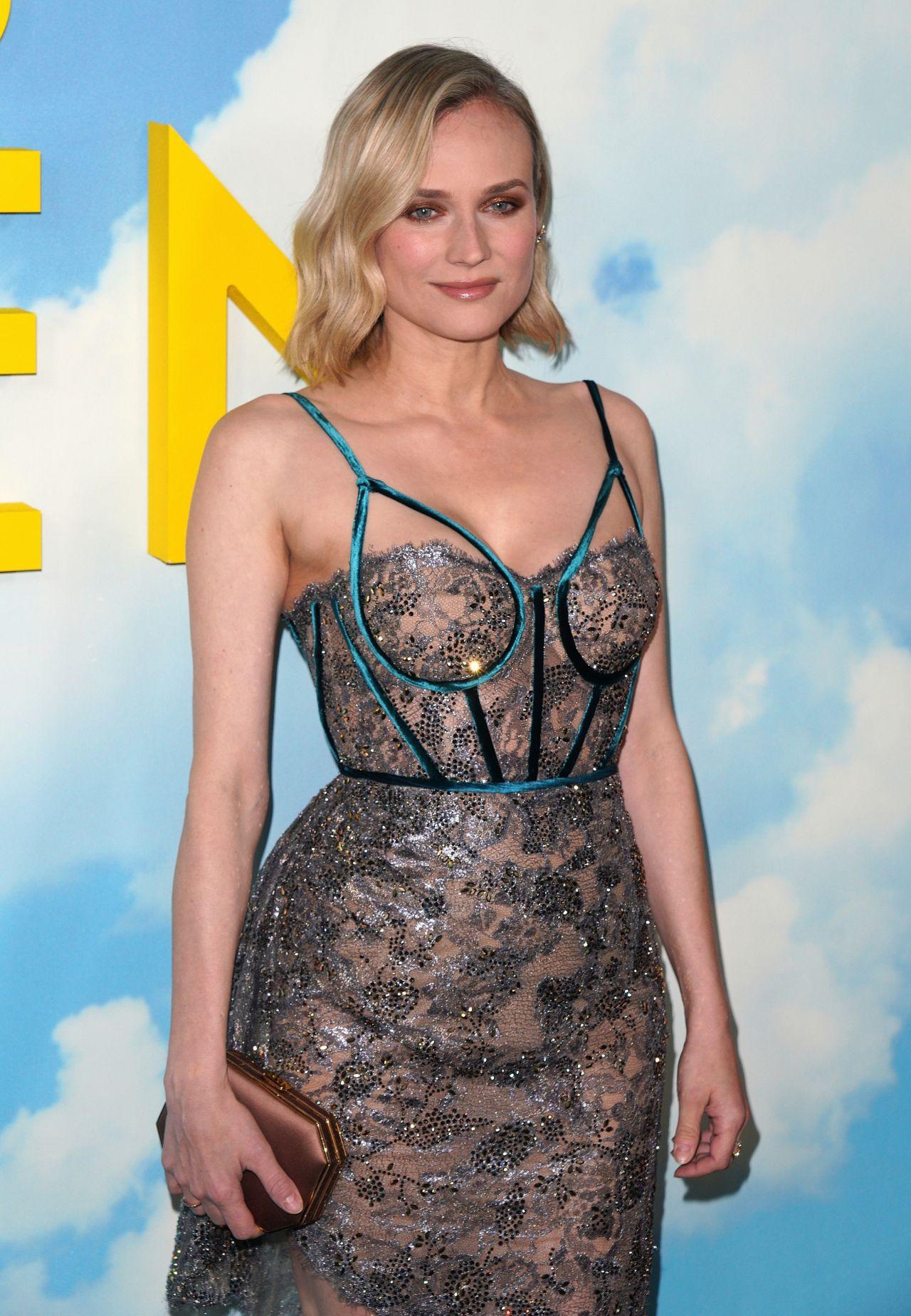 "Diane Kruger – ""Welcome To Marwen"" Premiere in LA"