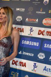 Diletta Leotta - Gran Gal of Football in Milan