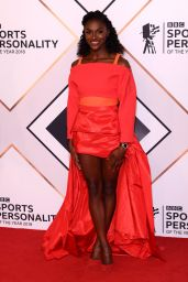 Dina Asher-Smith - BBC Sports Personality of the Year 2018