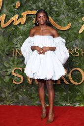 Dina Asher-Smith – The Fashion Awards 2018 in London