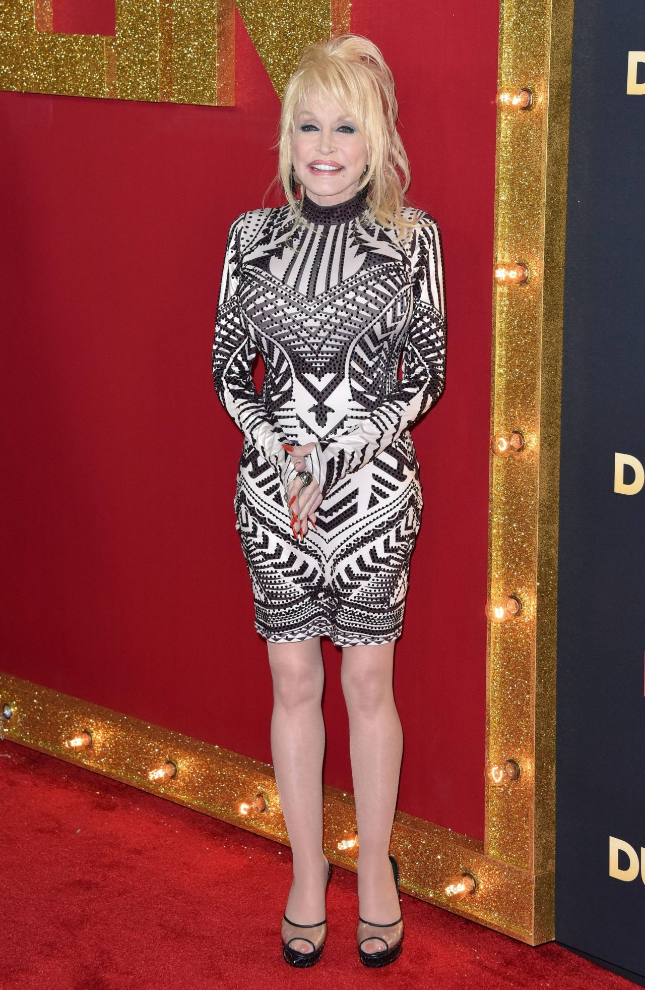 Dolly Parton Dumplin Premiere In Hollywood