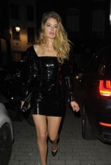 Doutzen Kroes - Miuccia Prada Party in London