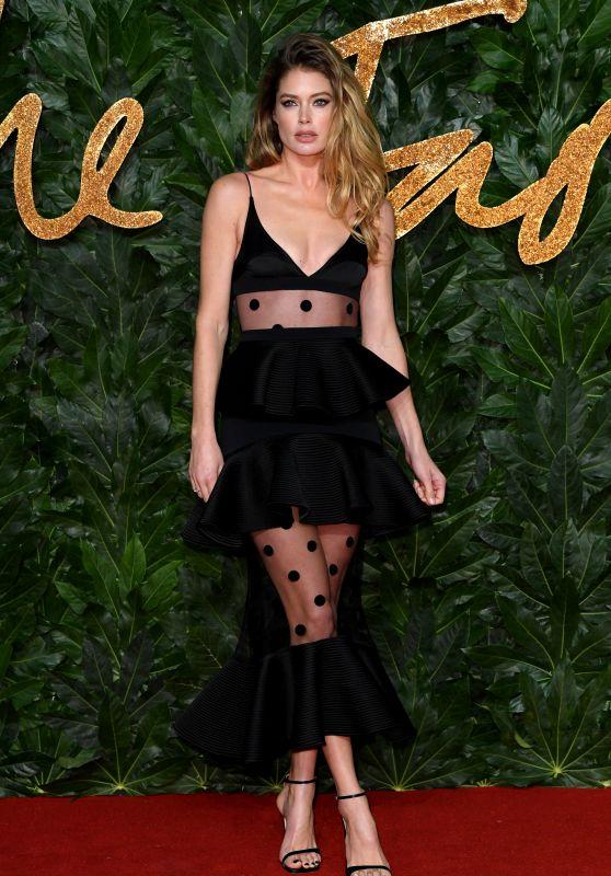 Doutzen Kroes – The Fashion Awards 2018 in London