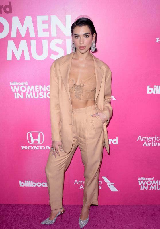 Dua Lipa – Billboard Women in Music 2018