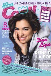 Dua Lipa - Cool Magazine Canada January 2019 Issue