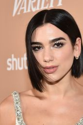 Dua Lipa - Variety Hitmakers Brunch in LA 12/01/2018