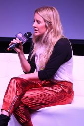 Ellie Goulding - Hits Live at Radio Station Hits 97.3 in Hollywood 12/05/2018