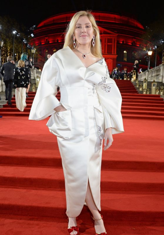 Ellie Goulding - The Fashion Awards 2018 in London