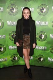 Ellie Leach – Wicked Press Night in Manchester