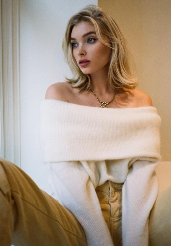 Elsa Hosk - Photoshoot December 2018