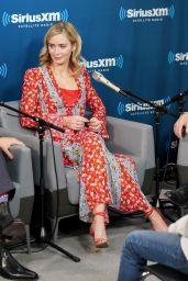 Emily Blunt - SiriusXM