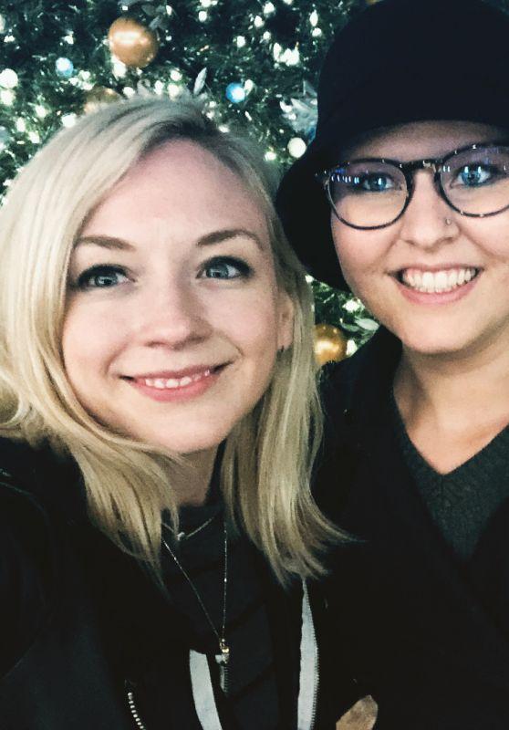 Emily Kinney - Personal Pics 12/04/2018
