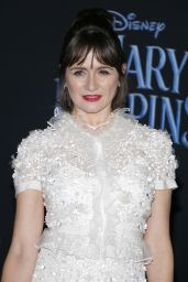 "Emily Mortimer - ""Mary Poppins Returns"" Premiere in LA"