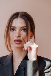 Emily Ratajkowski - Photoshoot for Into The Gloss, December 2018