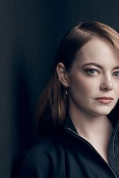 Emma Stone - Variety Actors on Actors Issue December 2018