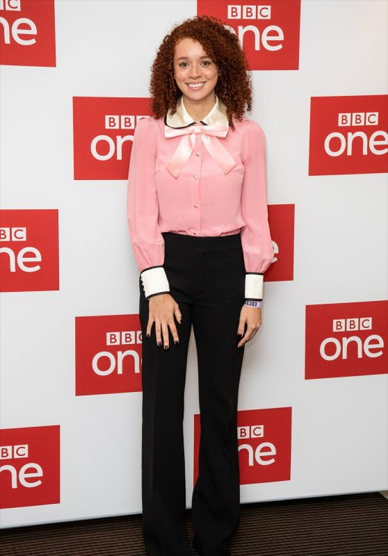 "Erin Kellyman – ""Les Miserables"" Photocall in London"