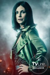 "Erin Richards, Camren Bicondova, Morena Baccarin - ""Gotham"" Season 5 Promo Pics 2018-2019"