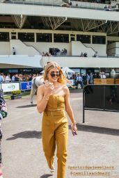 Eugenie Bouchard - Boxing Day Races in Auckland 12/26/2018