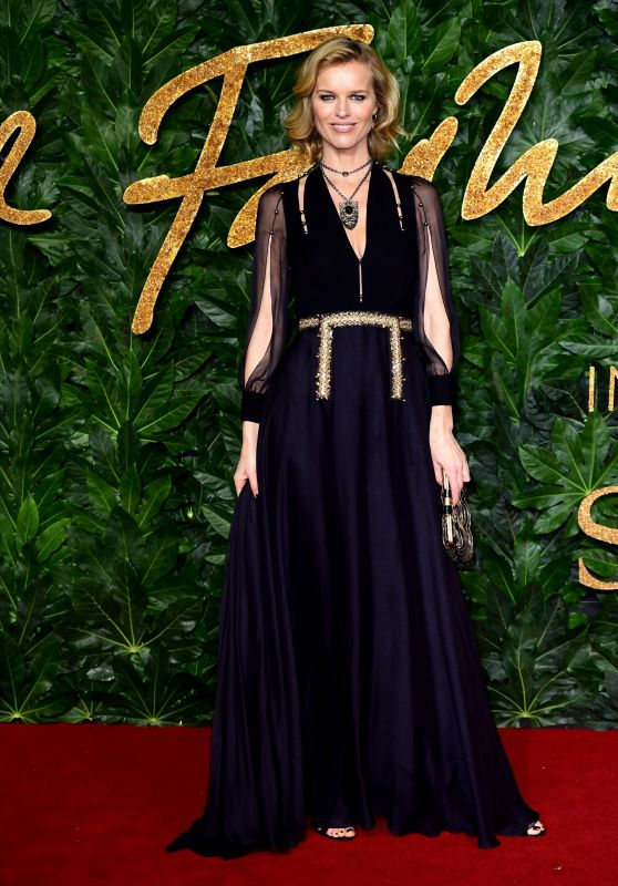 Eva Herzigova – The Fashion Awards 2018 in London