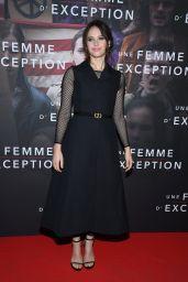"Felicity Jones - ""On the Basis Of S*x"" Premiere in Paris"