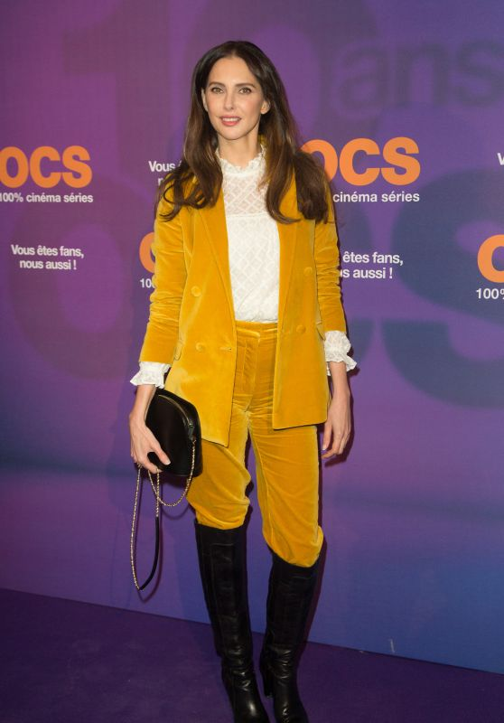 Frederique Bel – OCS 10th Anniversary Party