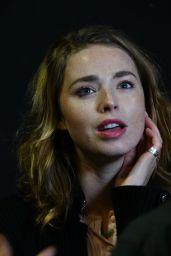 "Freya Mavor -""The ABC Murders"" TV Show Screening in London"