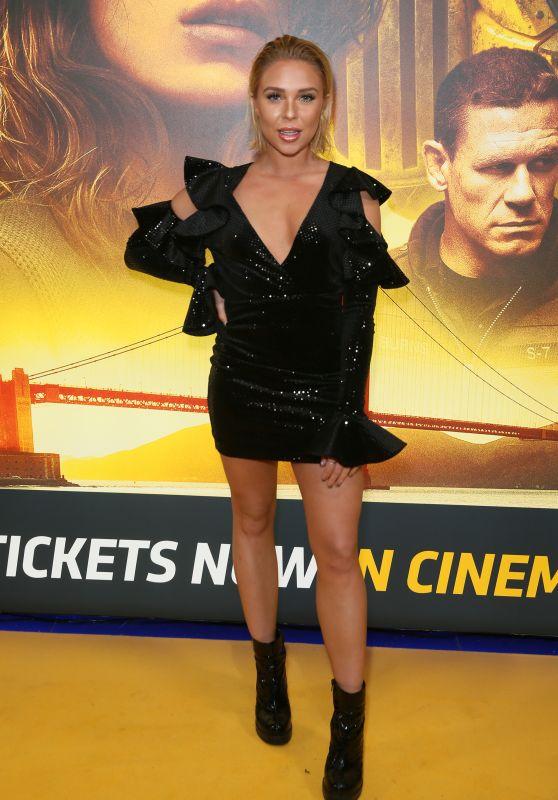 """Gabby Allen – """"Bumblebee"""" Fan Screening in London"""