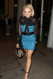 Gabby Allen - Leaving Oh Polly Christmas Party in London