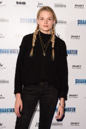 "Gabriella Wilde – ""Sharkwater Extinction"" Premiere in London"