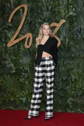 Gabriella Wilde – The Fashion Awards 2018 in London