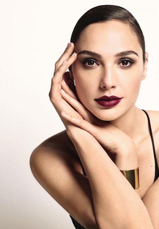 Gal Gadot - Revlon Russia's Super Lustrous Lipstick 2018 Collection
