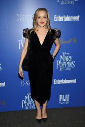 "Geneva Carr – ""Mary Poppins Returns"" Screening in NY"
