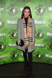 Georgia May Foote – Wicked Press Night in Manchester
