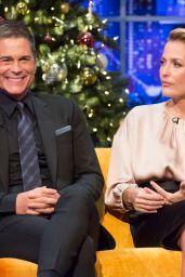 """Gillian Anderson - """"The Jonathan Ross Show"""" TV Show S13E15 in London 12/02/2018"""