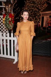 Ginnifer Goodwin - Palisades Village Store Launch Party in LA