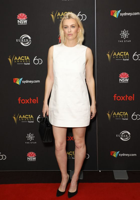 Gracie Otto – 2018 AACTA Awards Industry Luncheon in Sydney