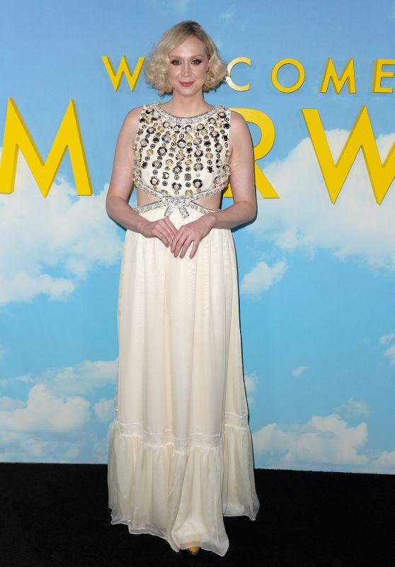 """Gwendoline Christie – """"Welcome To Marwen"""" Premiere in LA"""