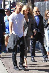 Gwyneth Paltrow - Hollywood Walk Of Fame Ceremony Honoring Ryan Murphy in Hollywood 12/04/2018