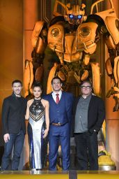 "Hailee Steinfeld - ""Bumblebee"" Press Conference in Beijing"