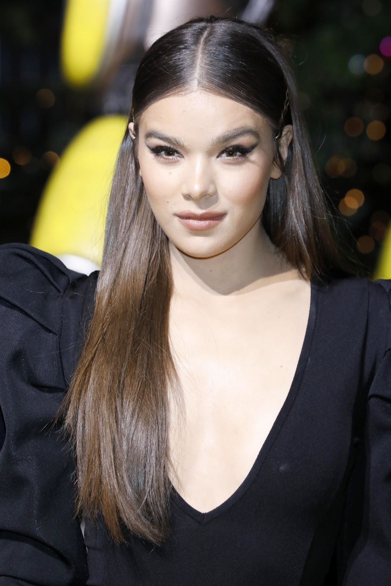 """Hailee Steinfeld On The Cover Of Fashion Magazine March: """"Bumblebee"""" Special Screening In Berlin"""