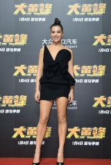 "Hailee Steinfeld - ""Bumblebee"" Red Carpet in Beijing"