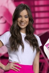 Hailee Steinfeld - Spider-Man: Into the Spider-Verse Promotional Material 2018