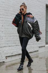 Hailey Baldwin Urban Street Style 12/06/2018