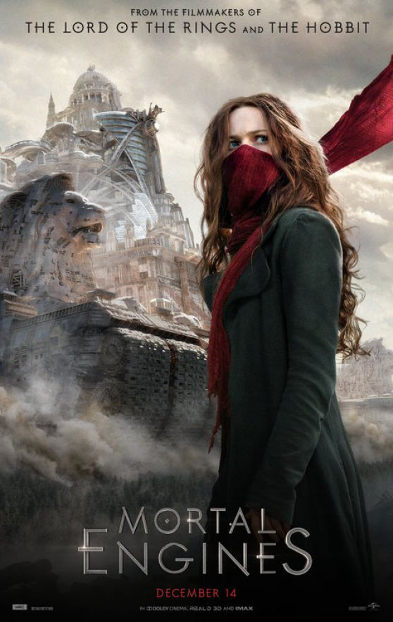 Hera Hilmar Quot Mortal Engines Quot Photos And Posters