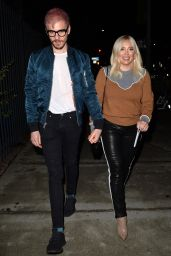Hilary Duff and Matthew Koma Night Out - at Rolling Greens in Beverly Hills 12/05/2018
